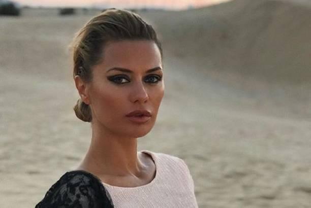 Виктория Боня скрывает свой роман с известным футболистом