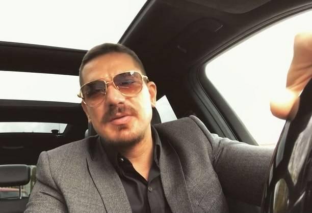 Муж Ксении Бородиной Курбан Омаров забросил работу