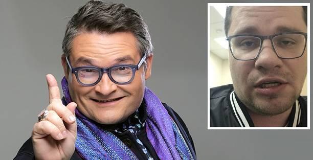 Александр Васильев сравнил Гарика Харламова с чебуреком
