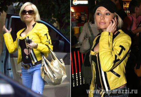 Елена корикова и ее любимая куртка