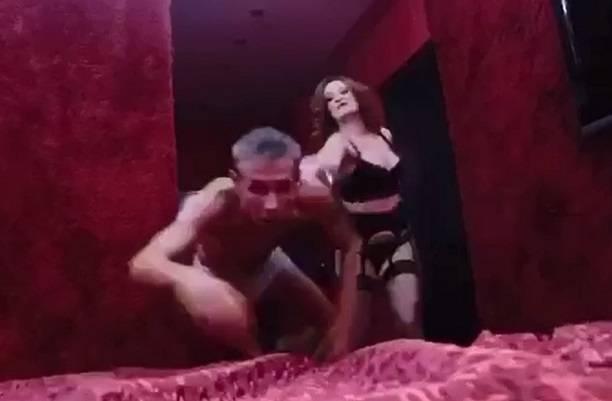 Порно жена панина