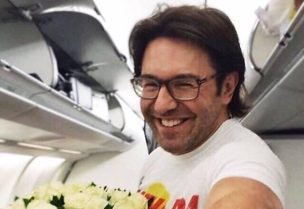 Андрей Малахов поделился уникальной фотографией Даны Борисовой из клиники