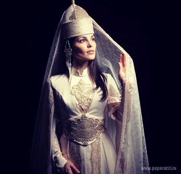Свадебные платья татарские