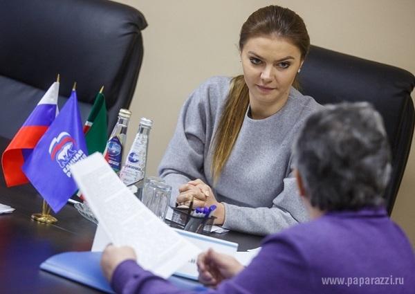 Алина Кабаева возглавила совет директоров Национальной медиа группы