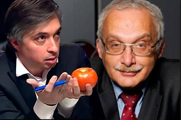 Ровшан Аскеров набросился с критикой на Александра Друзя