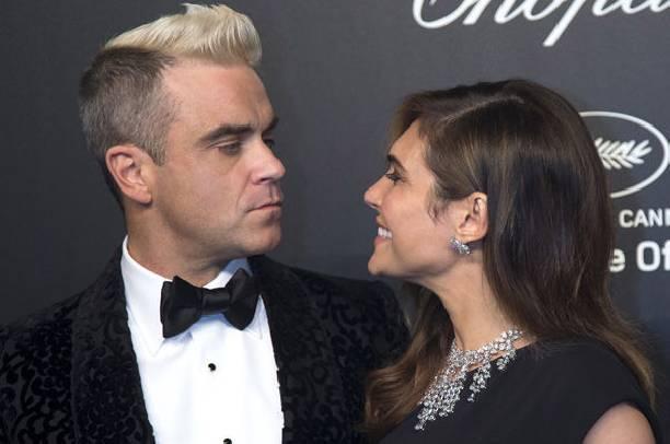 Супруга Робби Уильямса поделилась психическим состоянием своего мужа
