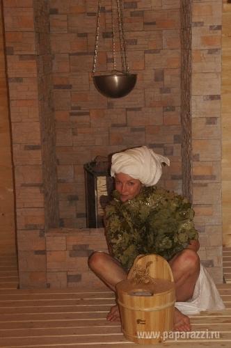 Анастасия Волочкова опубликовала новую банную фотосессию