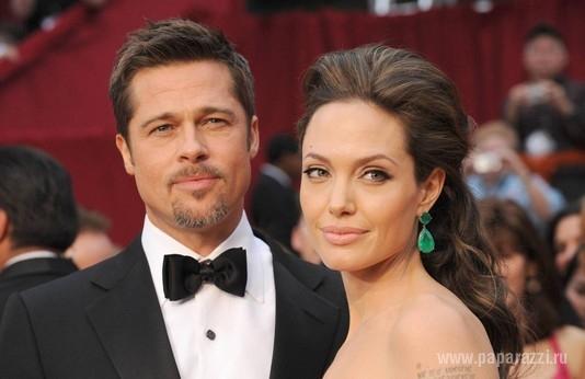 Бред Питт может расстаться с Анджелиной Джоли из за её сексуальной неудовлетворенности
