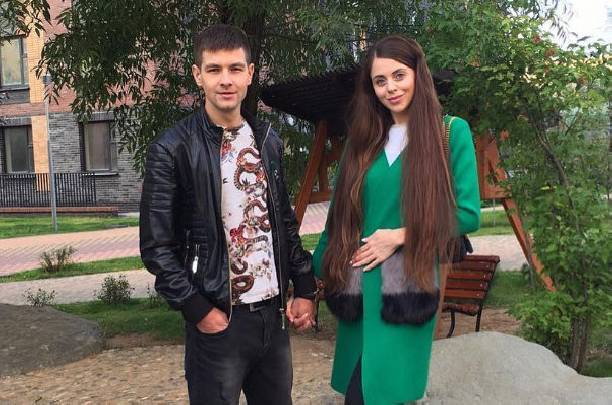 Беременная Ольга Рапунцель задумывается о разводе
