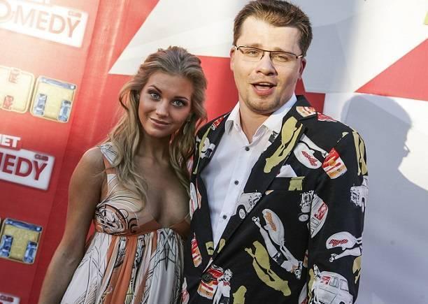 Кристина Асмус заявила, что Гарик Харламов принадлежит другой женщине