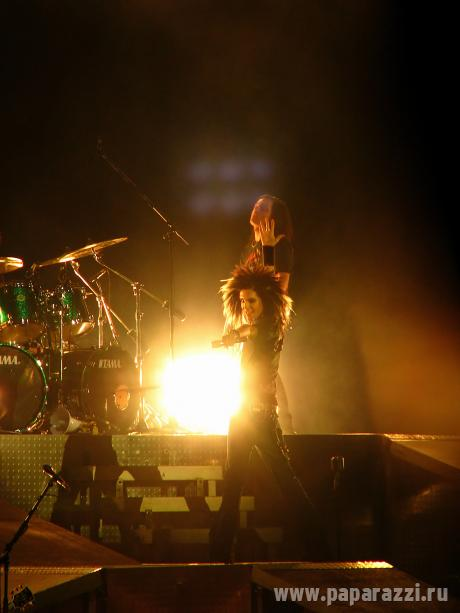 Tokio Hotel in Moscow 27/09/2007