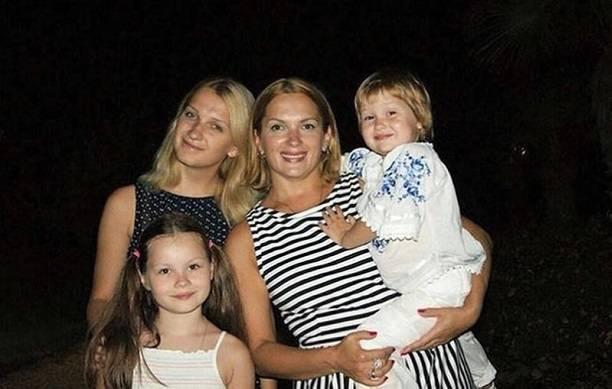 44-летняя Мария Порошина ждет пятого ребенка