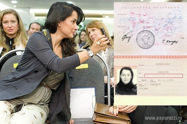 Настоящие имена российских знаменитостей по паспорту. Часть 1.