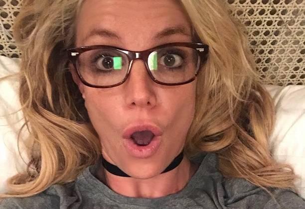 Бритни Спирс выставила себя на посмешище