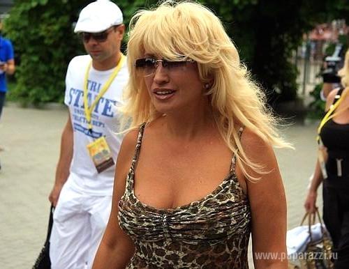 Ирина Аллегрова займется бизнесом в Италии