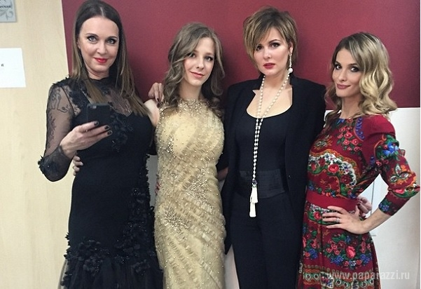 Мария Кожевникова произвела фурор на вручении премии «НИКА»