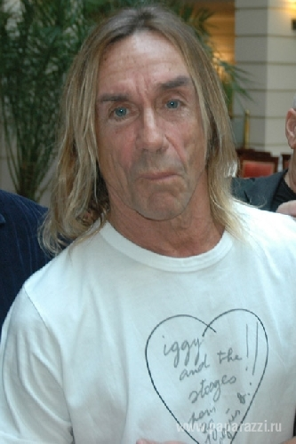IGGY POP AND THE STOOGES покидают Спб