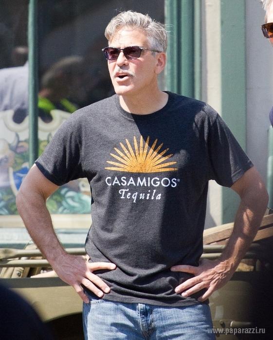 Джордж Клуни продолжает работать над собой