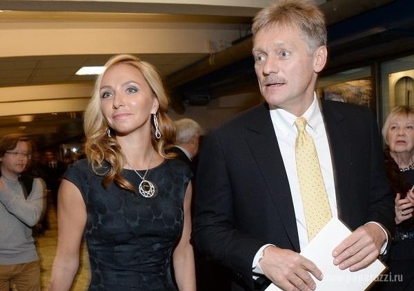 Татьяна Навка и Дмитрий Песков: свадьба состоялась