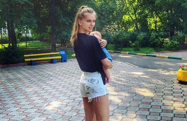 Виктория Боня показала подросшую дочь