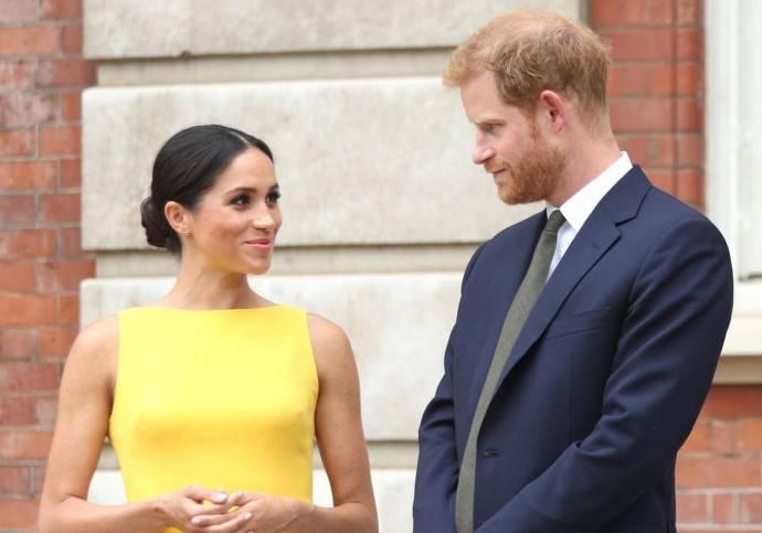 Принц Гарри и Меган Маркл будут жить в доме буйного российского миллиардера