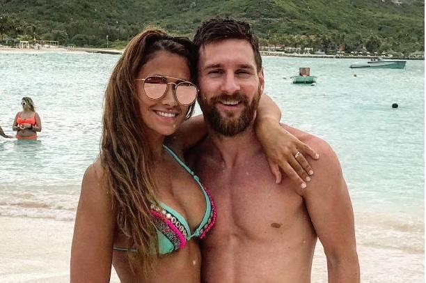 Лионель Месси официально подтвердил интересное положение супруги