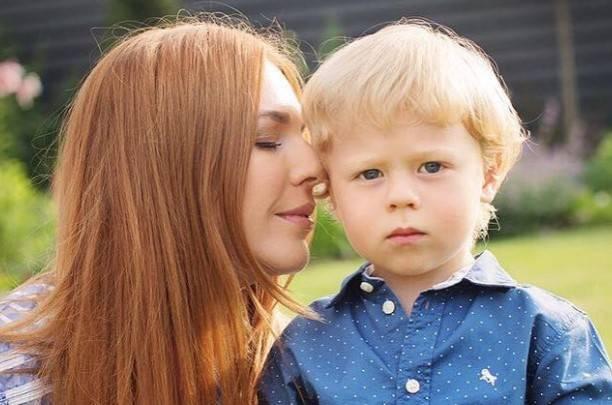 Наталья Подольская неправильно воспитывает Тёму