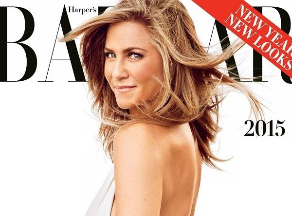 Дженнифер Энистон призналась Harper's Bazaar, что не считает Джастина Теру великим актером