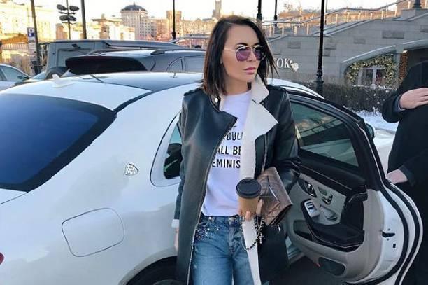 Элина Камирен вынуждена разлучиться с дочкой по вине Александра Задойнова