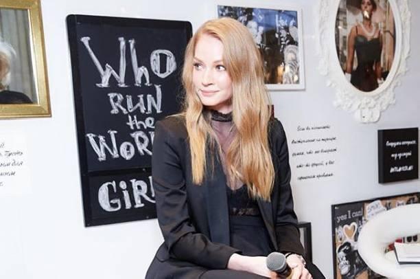 Светлана Ходченкова спровоцировала слухи о своем новом романе
