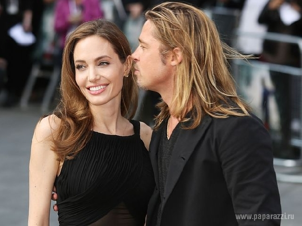 Анджелина Джоли и Брэд Питт против соцсетей