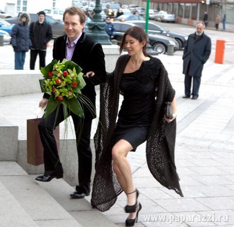 евгений миронов с женой фото