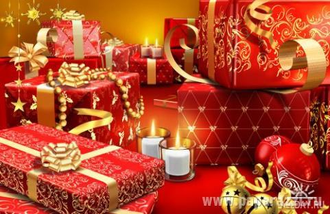 Папарацци раздают новогодние подарки!