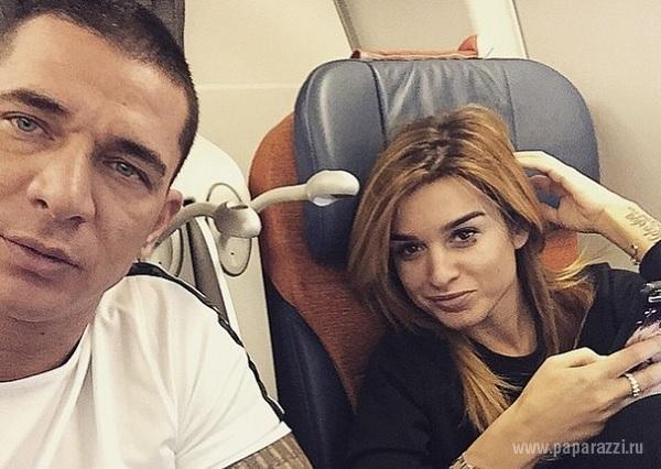 Ксения Бородина и Курбан Омаров подали заявление в ЗАГС