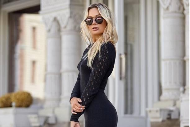 Наталья Рудовая оторвалась по полной в компании мужчин
