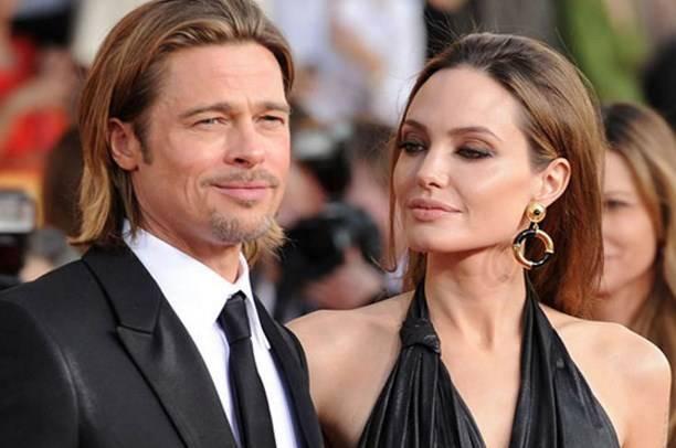 Анджелина Джоли рассказала о последних месяцах жизни с Бредом Питтом