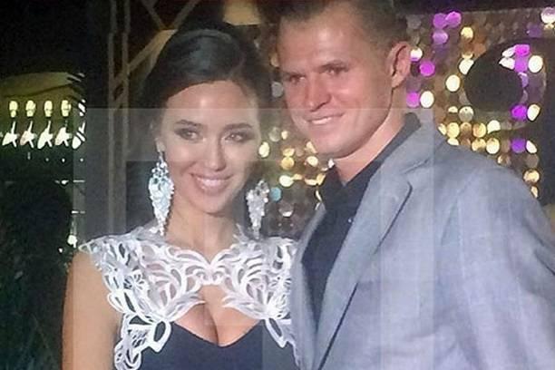 Дмитрий Тарасов и Анастасия Костенко устроили грандиозную вечеринку