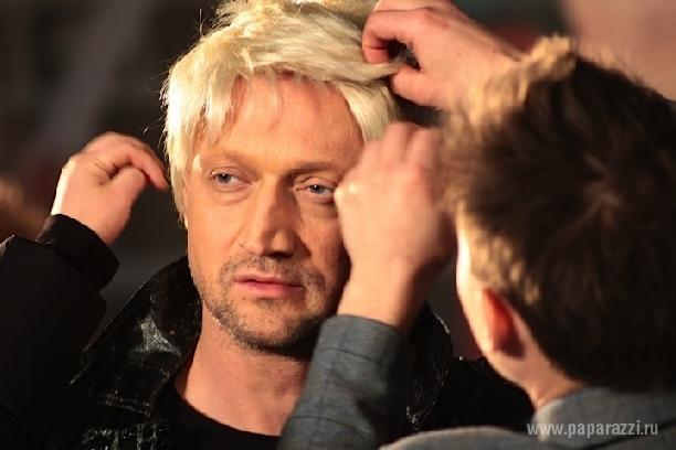 Ради Иры Забияки Гоша Куценко стал блондином