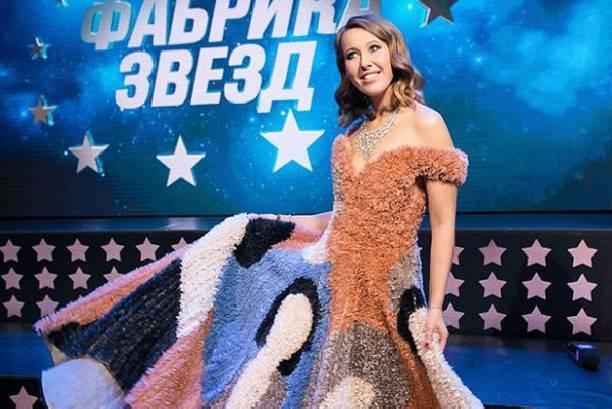 Ксения Собчак попробует себя в качестве певицы