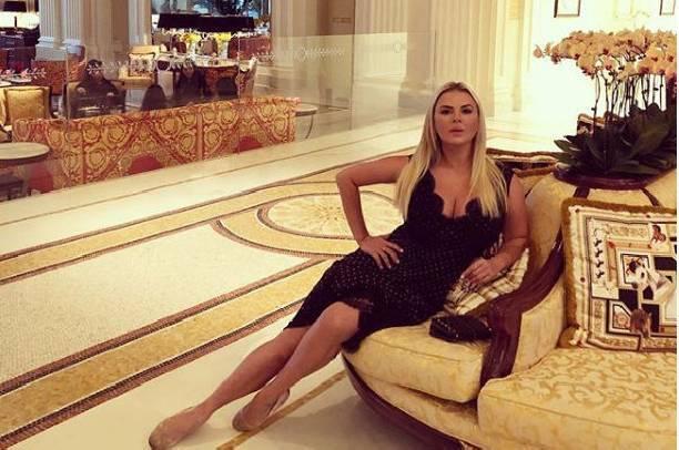 В Сети появилось раритетное фото молодой Анны Семенович