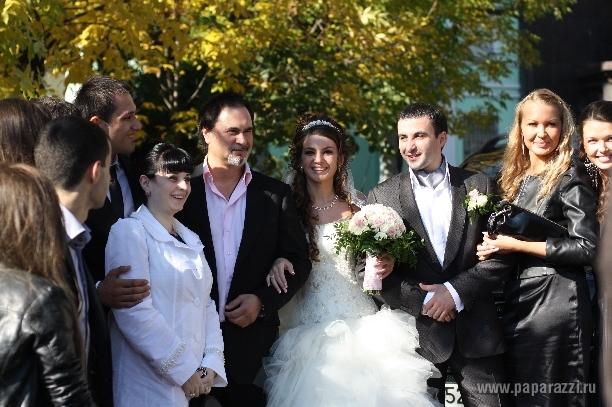 Свадьба альбины джанабаевой и валерия меладзе фото