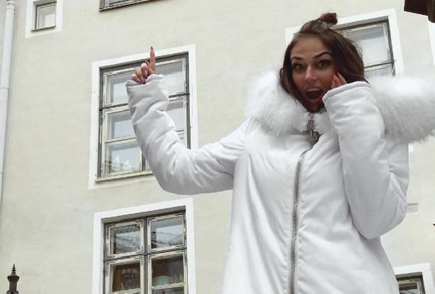 Алена Водонаева ответила критикам, разместив фото в естественном виде