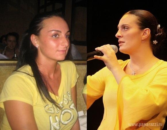 Молодую Екатерину Варнаву путают с Еленой Ваенгой