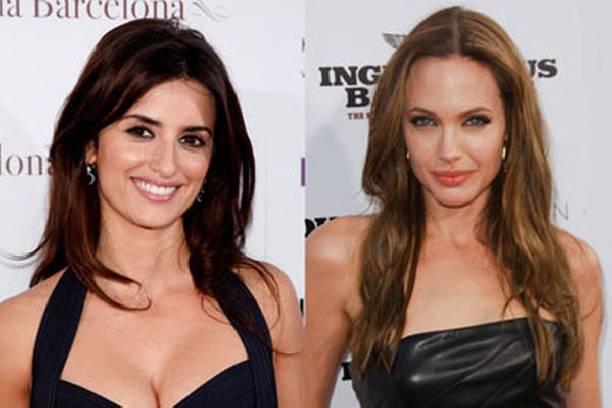 Стала известна причина конфликта между Анджелиной Джоли и Пенелопой Крус