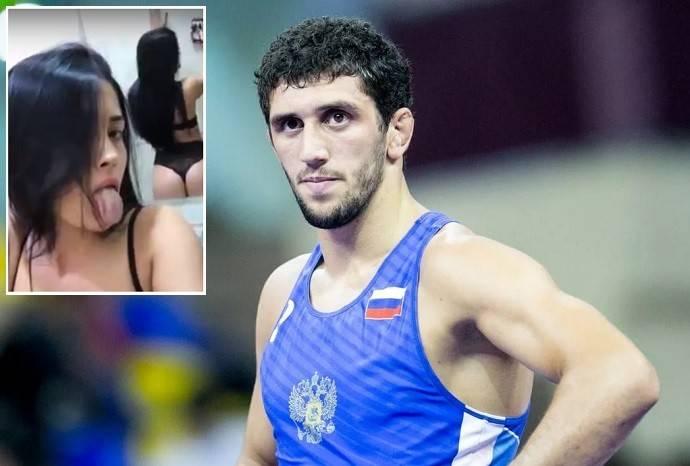 Узнав, что женился на эскортнице, чемпион мира по борьбе Заурбек Сидаков отказался от неё прямо на свадьбе
