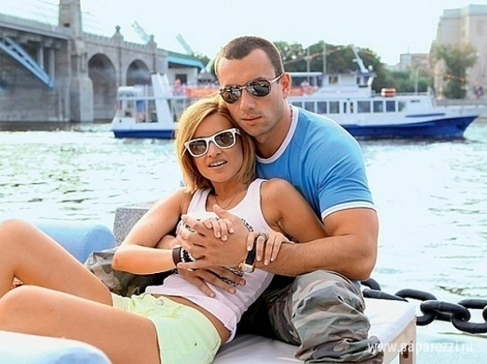Ксения Бородина и Михаил Терехин перестали скрывать, что снова вместе