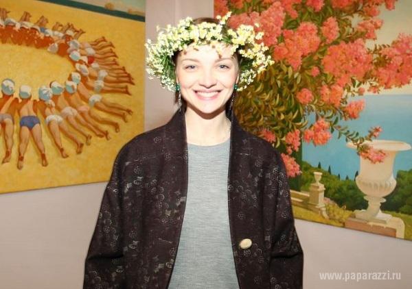 Екатерина Вилкова продолжает стремительно худеть