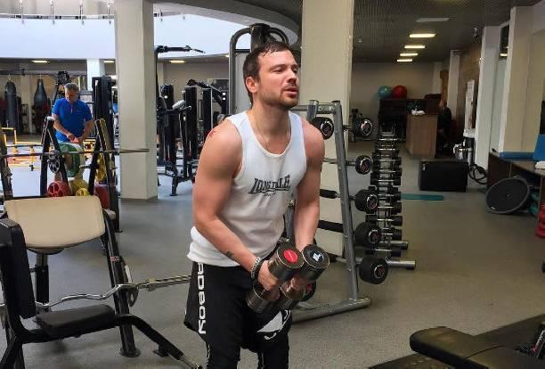 Алексей Чадов намекнул на новые отношения