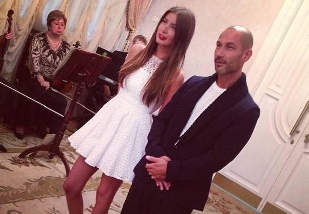 Кэти Топурия и Лев Гейхман прекратили свои отношения