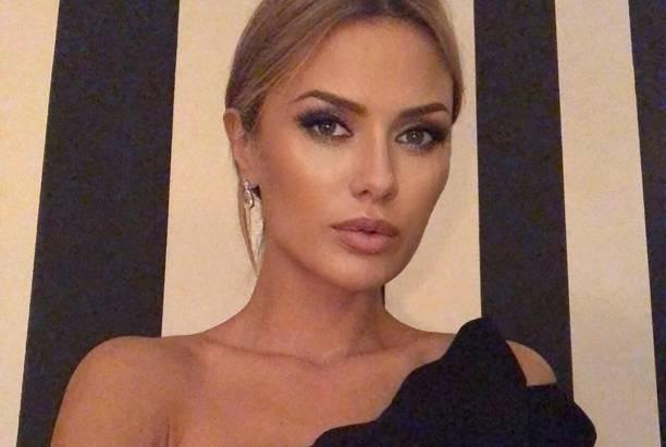 Виктория Боня представила зажигательный тверк в коротком платье